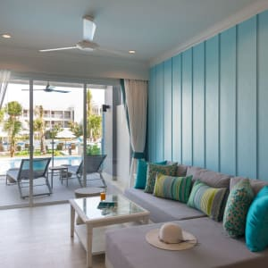 The Sands Khao Lak by Katathani: 2-Bedroom Teen Suite (Aqua Wing)
