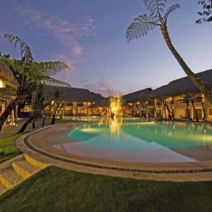 Bluewater Maribago Beach Resort in Cebu: Amuma Spa Wing