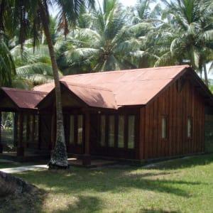 Silversand Beach Resort à Îles Andaman: Andaman Lagoon ( Beach Facing)