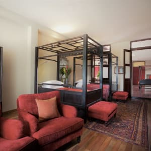 Seven Terraces à Penang: Argus Apartment | Super Single Beds