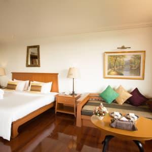 Imperial River House à Chiang Rai: Balcony Riverview Suite