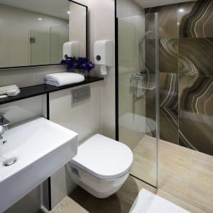 Hotel Mi in Singapur: Bathroom