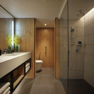 Parkroyal Penang Resort: Bathroom