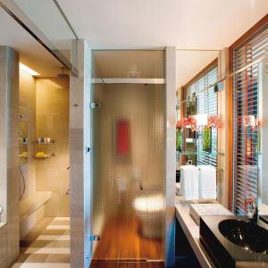 Mandarin Oriental à Tokyo: Bathroom