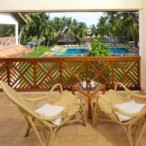 The Travancore Heritage in Kovalam: Beach Grove | Balcony