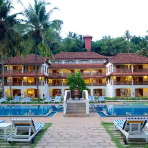 The Travancore Heritage in Kovalam: Beach Grove | Building