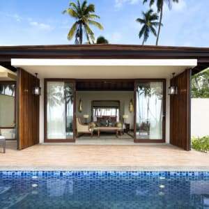 Anantara Peace Haven Tangalle Resort: Beach Pool Villa