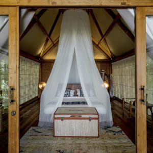 Bawah Reserve: Beach Suite | bedroom interior
