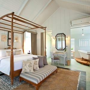 Devasom Hua Hin Resort: Beach Villa
