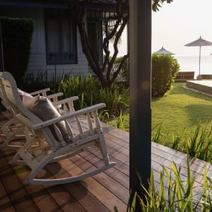 Devasom Hua Hin Resort: Beach Villa