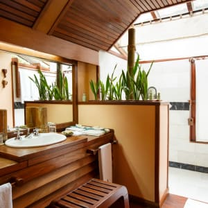 Sandoway Resort à Ngapali: Beachfront Cottage