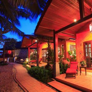 Zazen Boutique Resort & Spa in Ko Samui: Beachfront Deluxe