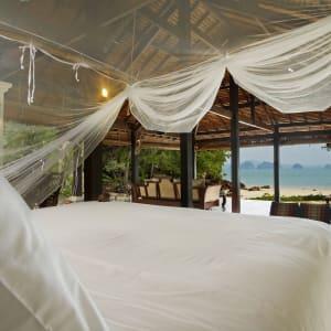 Koyao Island Resort in Ko Yao: Beachfront Family Villa - 2 bedrooms