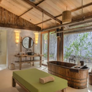 Six Senses Ninh Van Bay in Nha Trang:  Beachfront Pool Villa