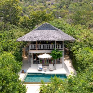 Six Senses Ninh Van Bay in Nha Trang: Beachfront Pool Villa