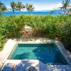 Six Senses Ninh Van Bay in Nha Trang: Beachfront Pool Villa | Exterior