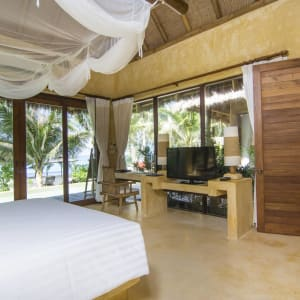 High Season Pool Villa & Spa à Ko Kood: Beachfront Suite Pool Villa
