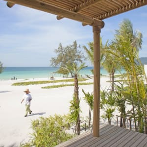 The Royal Sands Koh Rong in Sihanoukville & Inseln:  Beachfront Villa
