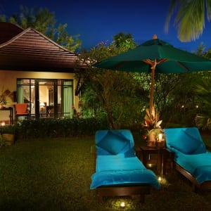 Bo Phut Resort & Spa in Ko Samui: Beachfront Villa - Outdoor Jacuzzi