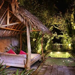 Tugu Lombok: Bhagavat Gita Suite | Outdoor Garden