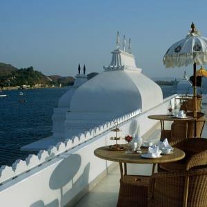Taj Lake Palace in Udaipur: Bhairo Restaurant