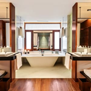 The Datai Langkawi:  Canopy Deluxe | Bathroom