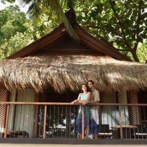 El Nido Resorts Pangulasian Island in Palawan: Canopy Villa