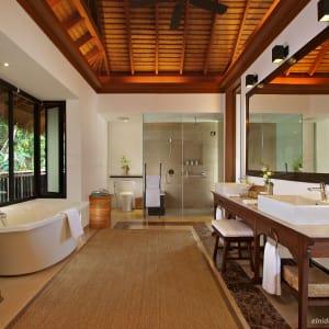 El Nido Resorts Pangulasian Island in Palawan: Canopy Villa   Bathroom