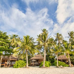 The Haad Tien Beach Resort in Ko Tao: Castaway Beach Family Villa