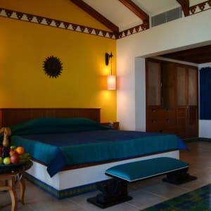 Radisson Blu Resort Temple Bay in Mahabalipuram: Chalet Garden View