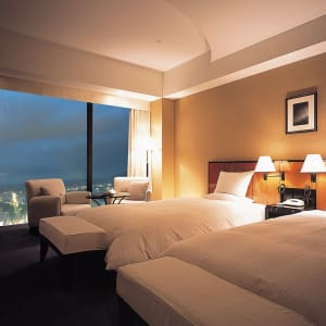Granvia Kyoto Hotel: City View