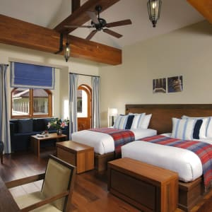 Sanctum Inle Resort in Inle Lake: Cloister Twin Blue H