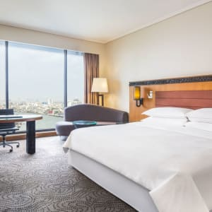 Royal Orchid Sheraton in Bangkok: Club Deluxe Riverview Room