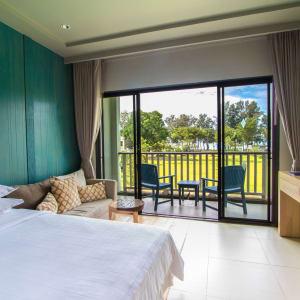 Dusit Thani Krabi Beach Resort: Club Premium Sea Facing