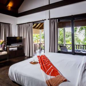 New Star Resort à Ko Samui: Cottage | Bedroom