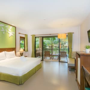 The Leaf Oceanside by Katathani in Khao Lak: Cottage Room
