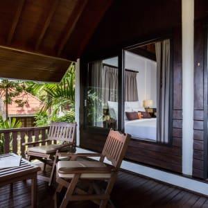 New Star Resort à Ko Samui: Cottage | Terrace