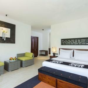 Aliya Resort & Spa in Sigiriya: Deluxe