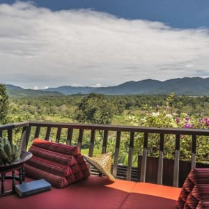 Anantara Golden Triangle Elephant Camp & Resort in Goldenes Dreieck: Deluxe 3 Country View