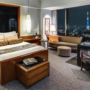 Mandarin Oriental à Tokyo: Deluxe