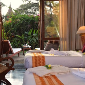The Hotel @ Tharabar Gate in Bagan: Deluxe
