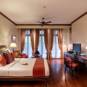Ariyasom Villa in Bangkok: Deluxe