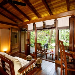 Sandoway Resort à Ngapali: Deluxe