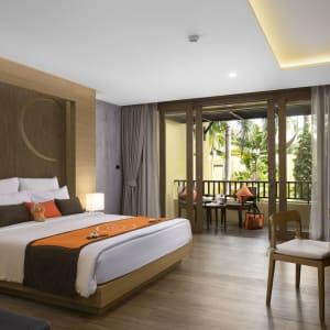 New Star Resort à Ko Samui: Deluxe Balcony