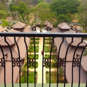 Yadanarpon Dynasty in Mandalay: Deluxe | Balcony