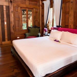 Burasari Heritage in Luang Prabang: Deluxe Balcony   Deluxe Balcony - Green Promotion
