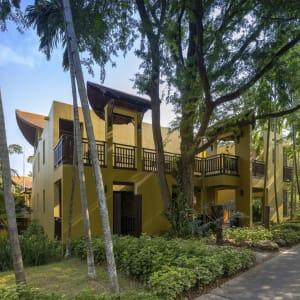 New Star Resort à Ko Samui: Deluxe Balcony | Outside