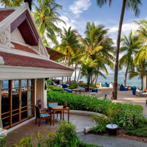 Santiburi Koh Samui à Ko Samui: Deluxe Beachfront Villa
