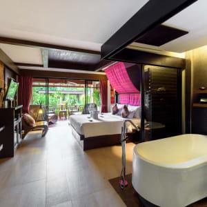 Samui Jasmine Resort à Ko Samui: Deluxe Building Garden View
