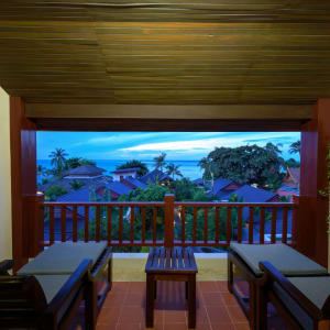 Samui Jasmine Resort à Ko Samui: Deluxe Building Sea View